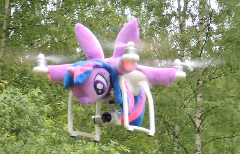 metal gear solid twilight sparkle drones