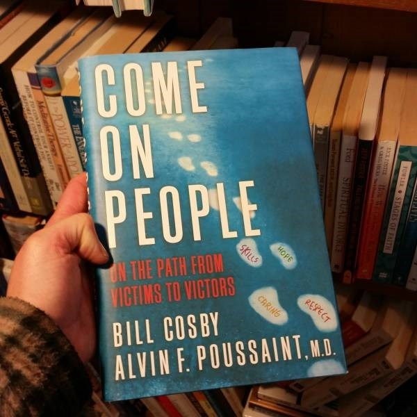 Bill Cosby book Come ON People