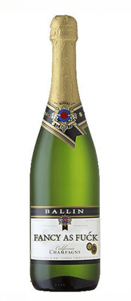 Drink - BALLI N FANCY AS FUCK Cader CHAMPAGNE T