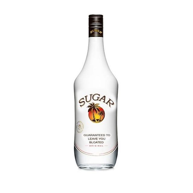 Liqueur - SUCAN SUGAR GUARANTEED TO LEAVE YOU BLOATED oIINAL