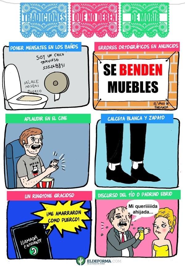 tradiciones mexicanas que no deben morir ironia