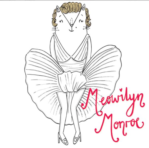 Meowilyn Monroe