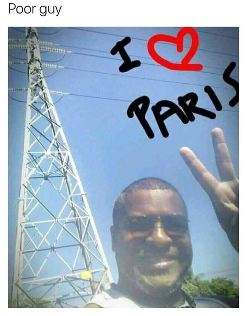 Poster - Poor guy TARIS