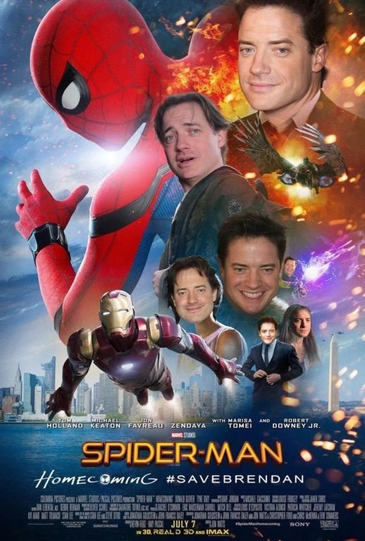 Movie - MicHAEL ADN HOLLAND KEATON FAVREAU ZENDAYA WITH MARISA TOMEI ROBERT AND DOWNEY JR NSTS SPIDER-MAN HomECOminG #SAVEBRENDAN 71 HENN IN E 服 JULY 7 Honecoming SONY IN 30, REAL D 3D AND IMAX