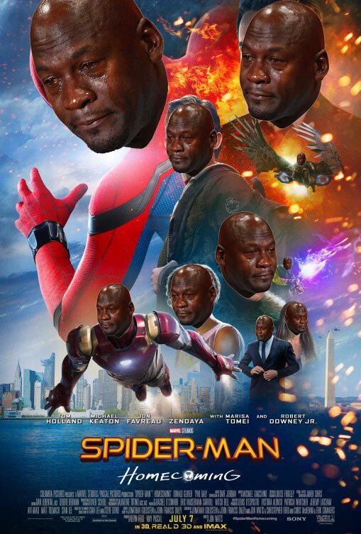 Movie - MunHAEL DIN WITH MARISA TOMEI ROBERT DOWNEY JR. AND HOLLAND KEATON FAVREAU ZENDAYA MARMEL STLR SPIDER-MAN HomECaminG MA R MARYS AL GI EAY C S T HL HGEMI CAJULY 7 SpideManitesecaming SONY IN 30, REAL D 3D AND IMAX