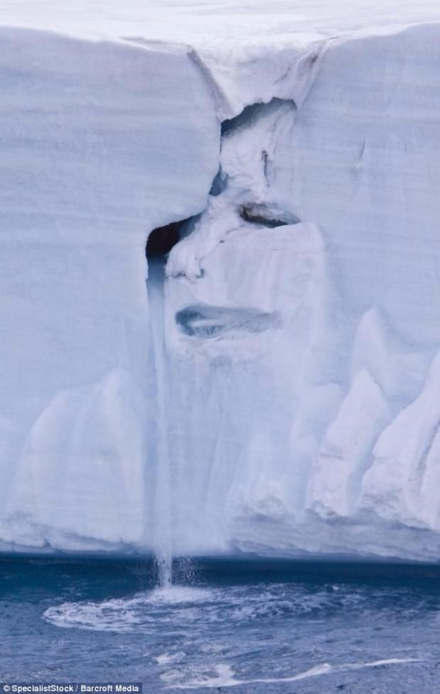 Iceberg - OSpecialistStock/ Barcroft Media