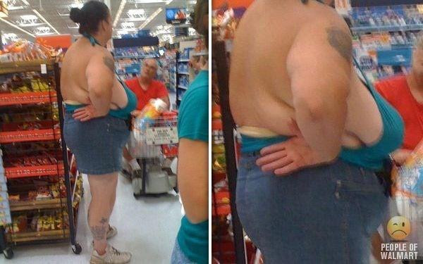 Supermarket - PEOPLE OF WALMART 4