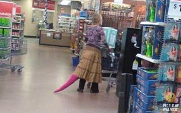 Supermarket - PEOPLE OF WALMART EECE