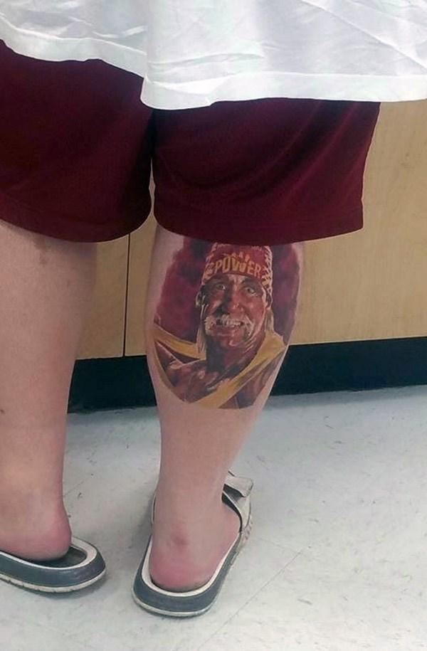 Human leg - POWWERE