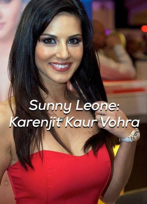 Hair - Sunny Leone: Karenjit Kaur Vohra
