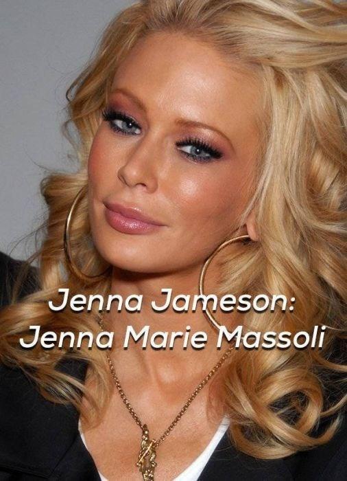 Hair - Jenna Jameson: Jenna Marie Massoli