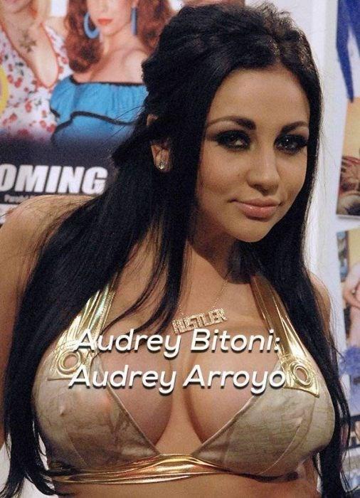 Hair - DMING LETLER Audrey Bitoni; Audrey Arroyó