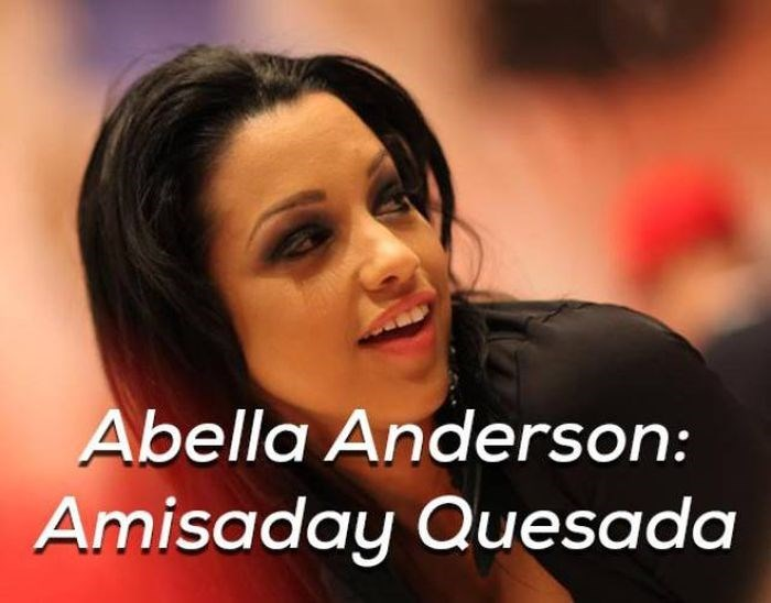 Hair - Abella Anderson: Amisaday Quesada