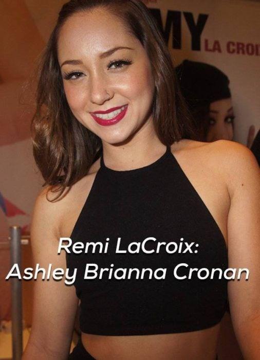Clothing - MY LA CROL Remi LaCroix: Ashley Brianna Cronan