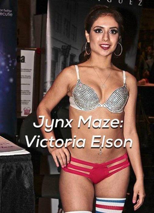 Clothing - onTwter ecutie Jynx Maze: Victoria Elson