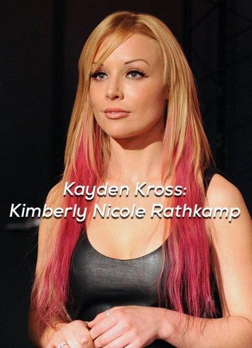 Hair - Kayden Kross: Kimberly Nicole Rathkamp