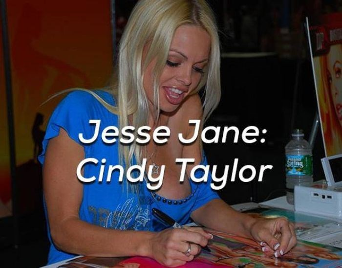 Blond - Jesse Jane: Cindy Taylor