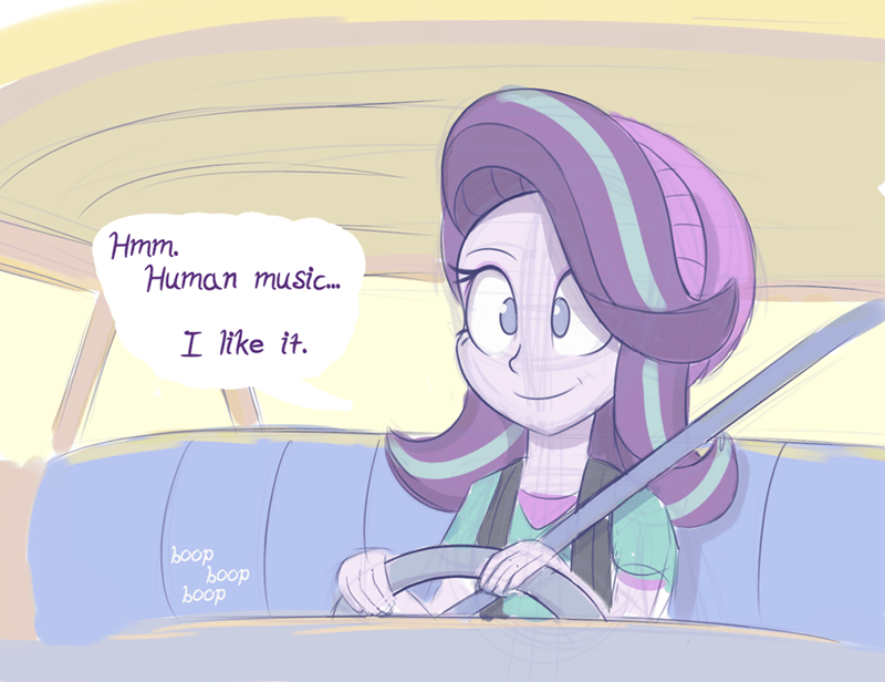 rick and morty equestria girls starlight glimmer mirror magic ponify heir of rick - 9053126144