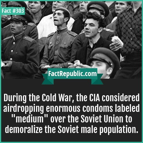 """News - Fact #303 FactRepublic.com 