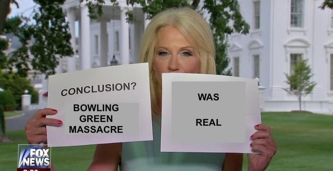 Tree - CONCLUSION? WAS BOWLING GREEN MASSACRE REAL FOX NEWS