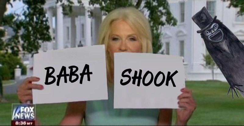 Protest - ВABA SHOOK FOX NEWS 8:36MT