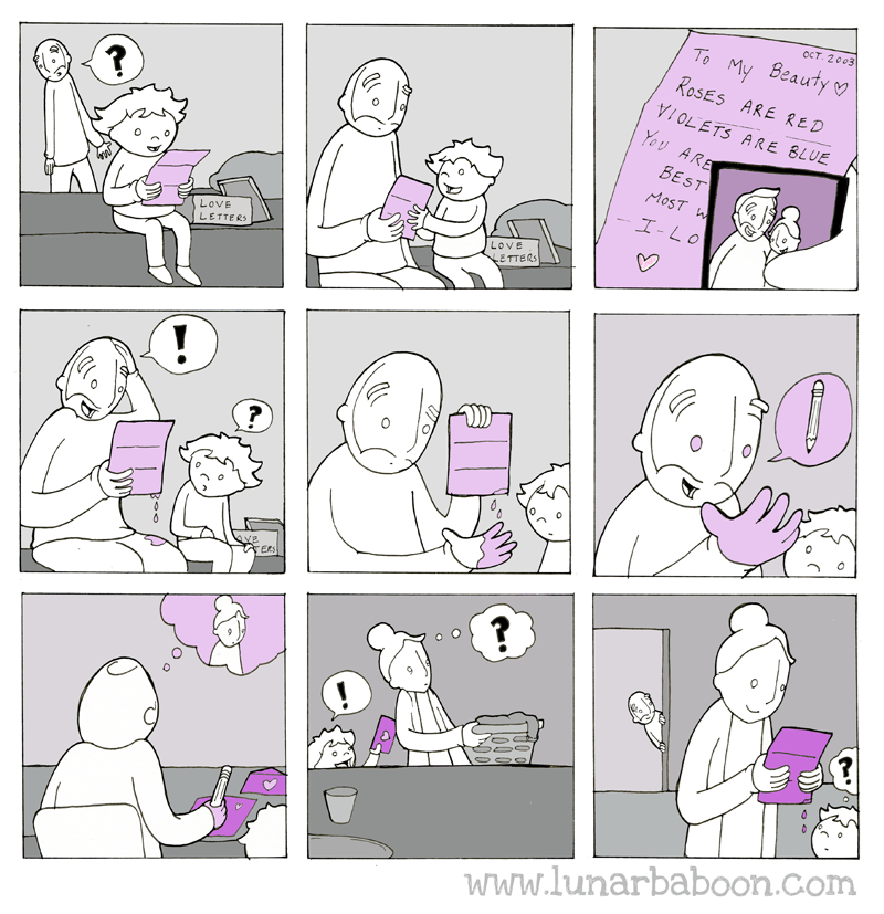 Line art - OCT. 2003 To My Beauty RoSES ARE RED VOLETS ARE BLUE Yου ARE ? BEST MOST W I-LO LovE LovE ETTERS LETTERS ERS www.lunarbaboon.com