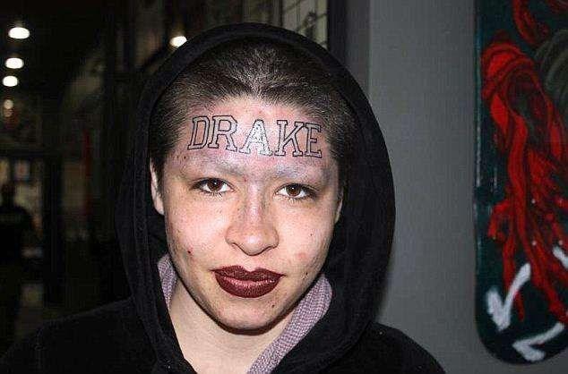 Face - DRAKE