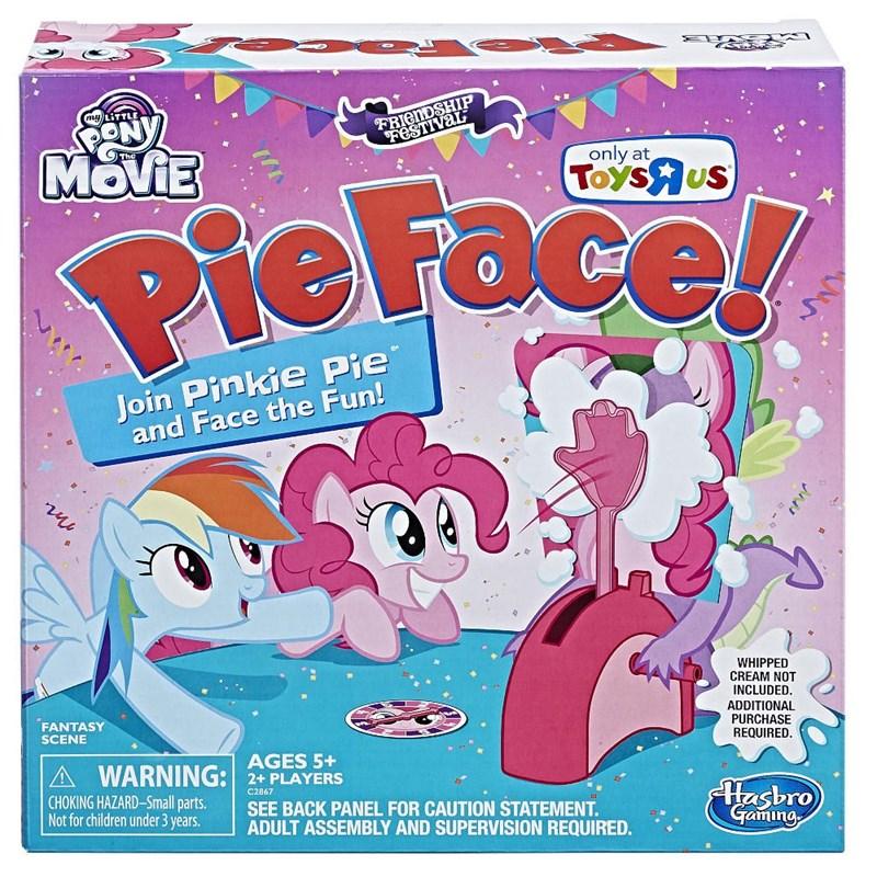 spike my little pony movie pinkie pie Hasbro toys r us rainbow dash - 9054602496