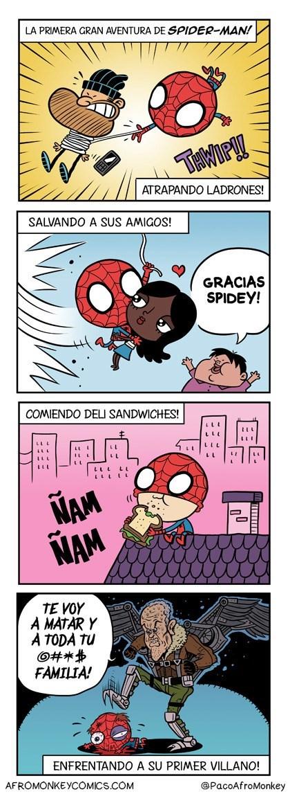 resumen de la nueva pelicula de spiderman