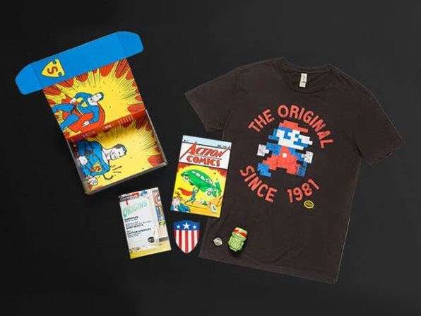 T-shirt - ORIGIMLAL THE AUTON COMICS SINCE ORIGINS