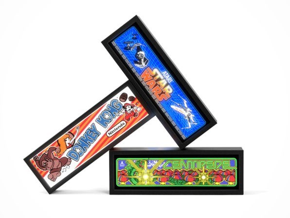 Rectangle - Nintendo ENTREDEL ATARI STAR DENKEY KONG