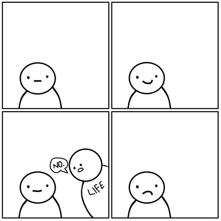 White - NO. LIFE