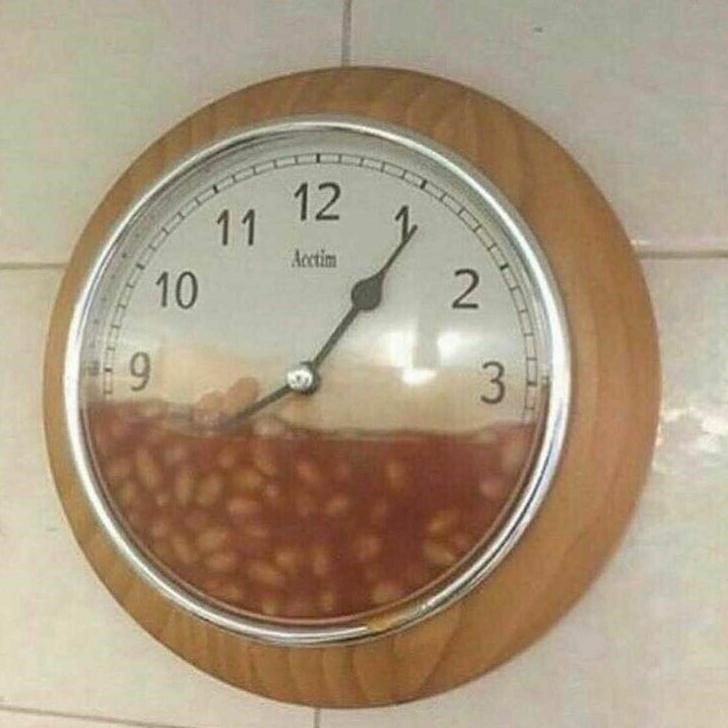 Clock - 12 11 Acctio 10 2 9 3