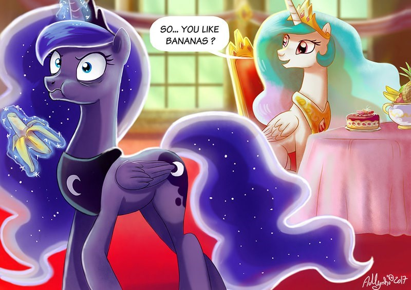 a royal problem princess luna princess celestia - 9057053440