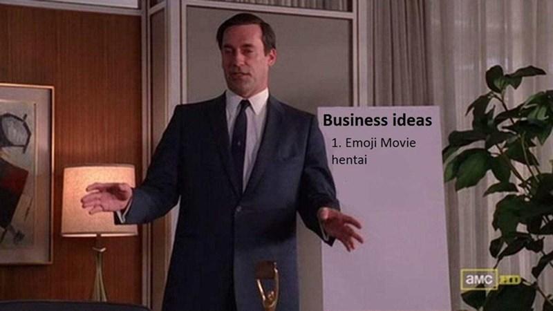 Dank meme about that Emoji Movie