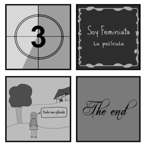 soy feminista la pelicula todo me ofende