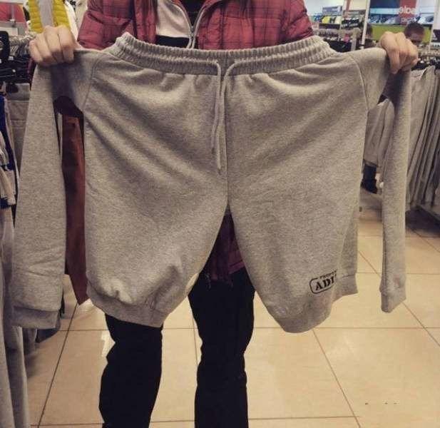 Clothing - oloe PRe ADI