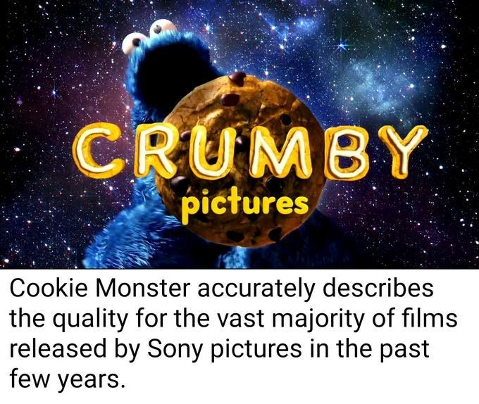 Emoji Movie describes Sony Emoji movie as Crumby