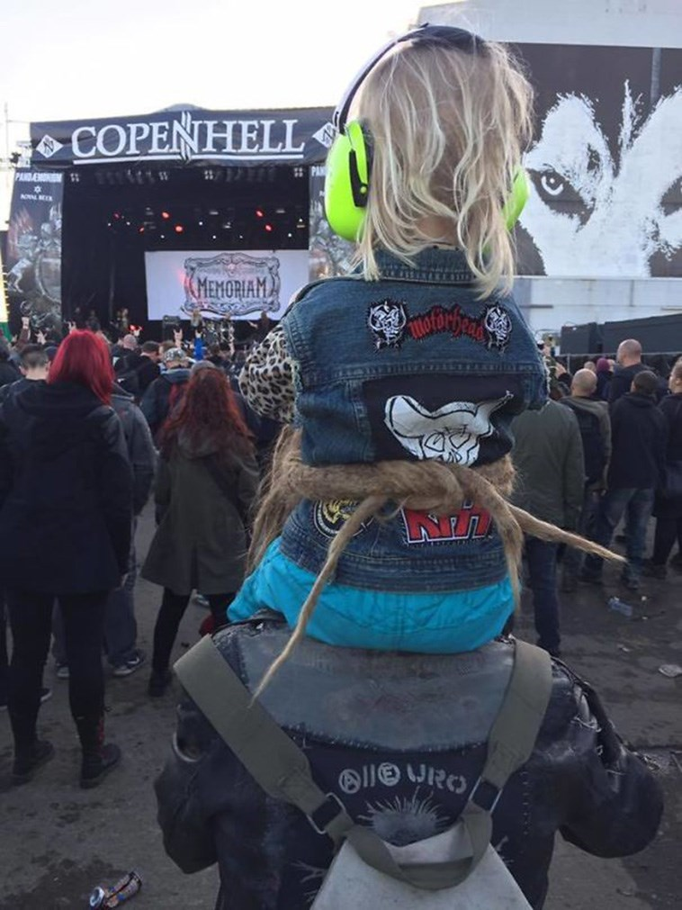 People - COPENHELL PANDE #PA (MEMORIAM