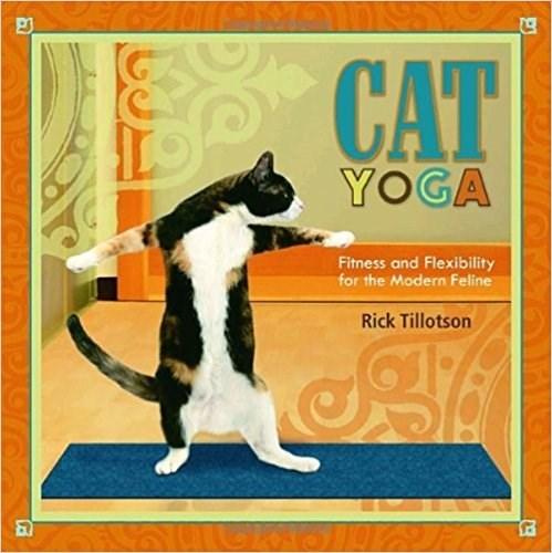 Tail - CAT YOGA Fitness and Flexibility for the Modern Feline Rick Tillotson