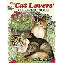 Cat - theCat Lovers COLORING BOOK AUTH SOFTER