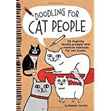 Cat - DOODLING FOR CAT PEOPLE so inpiriny dooda pre Creo es GeCee