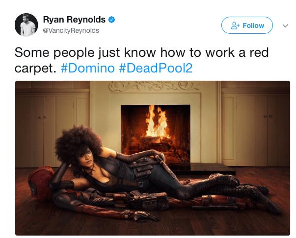 twitter marvel deadpool ryan reynolds - 9059779328