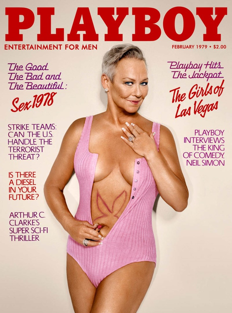 Clothing - PLAYBOY ENTERTAINMENT FOR MEN FEBRUARY 1979 $2.00 Playhoy Hits The Jackpot The Good The Bad and The Beautiful: The Girls of Las Vegas Sex 1978 STRIKE TEAMS: CAN THE US. HANDLE THE TERRORIST THREAT? PLAYBOY INTERVIEWS THE KING OF COMEDY NEIL SIMON IS THERE A DIESEL IN YOUR FUTURE? ARTHUR C CLARKE'S SUPER SCI-FI THRILLER o