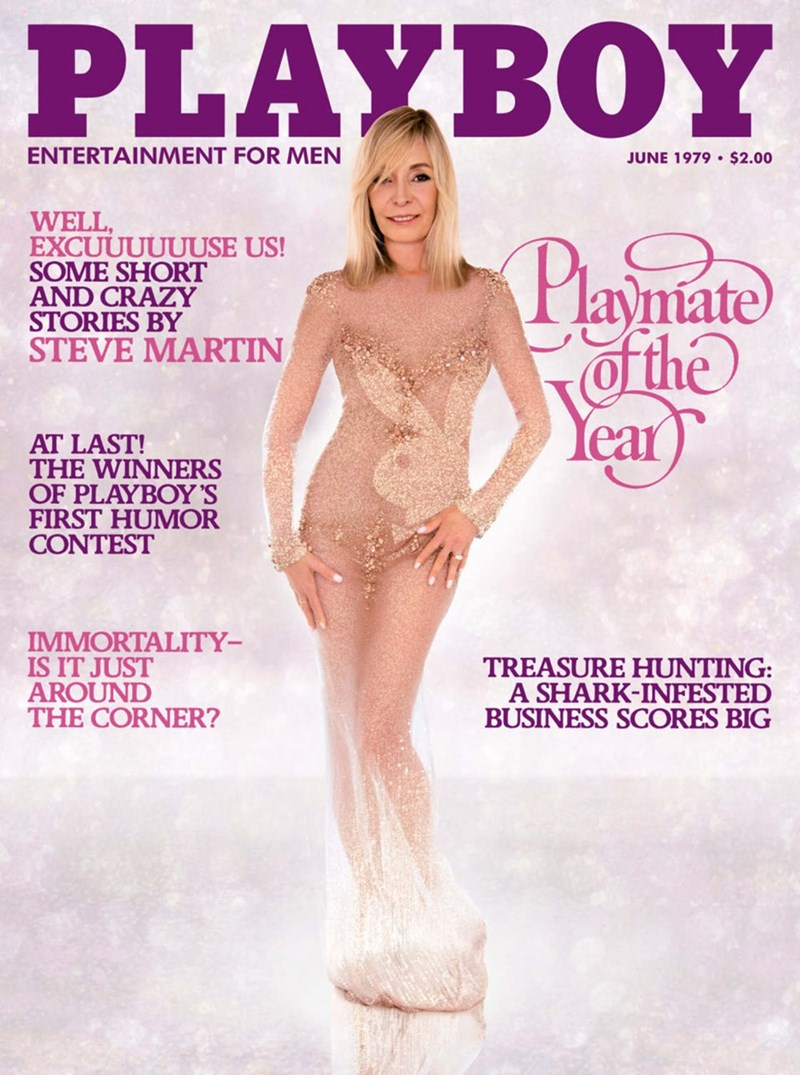 Magazine - PLAYBOY ENTERTAINMENT FOR MEN JUNE 1979 $2.00 WELL, EXCUUUUUUSE US! SOME SHORT AND CRAZY STORIES BY STEVE MARTIN iate of the Year AT LAST! THE WINNERS OF PLAYBOY'S FIRST HUMOR CONTEST IMMORTALITY- IS IT JUST AROUND THE CORNER? TREASURE HUNTING: A SHARK-INFESTED BUSINESS SCORES BIG