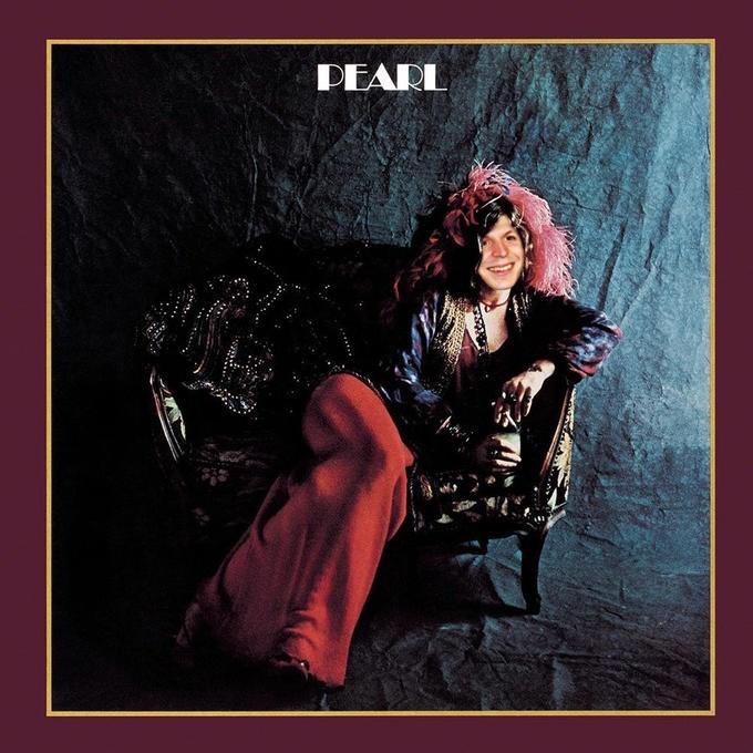 Album cover - PEARL