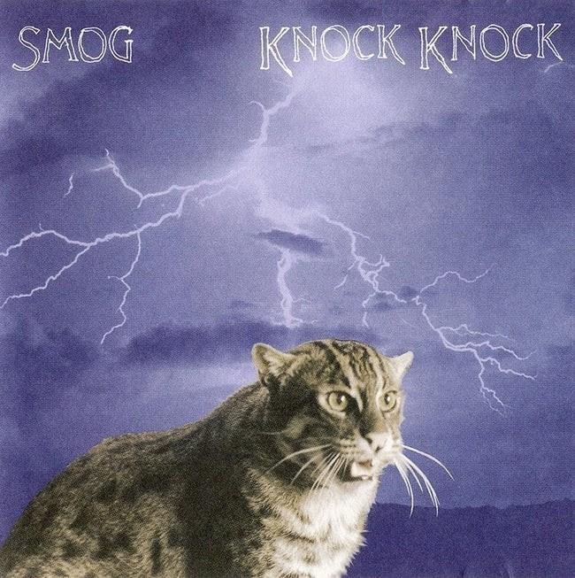 album cover - Cat - SMOG KNOCK KNOCK