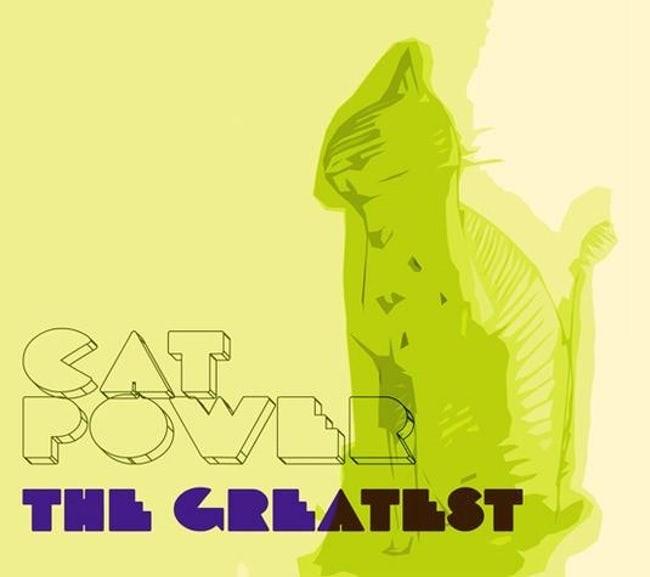 album cover - Green - FAV THE GRLATEST