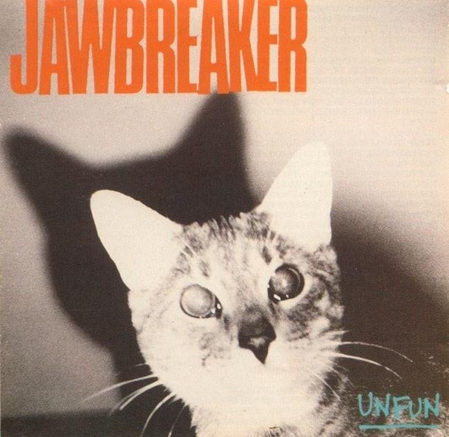 album cover - Cat - JAWBREAKER UNEUN
