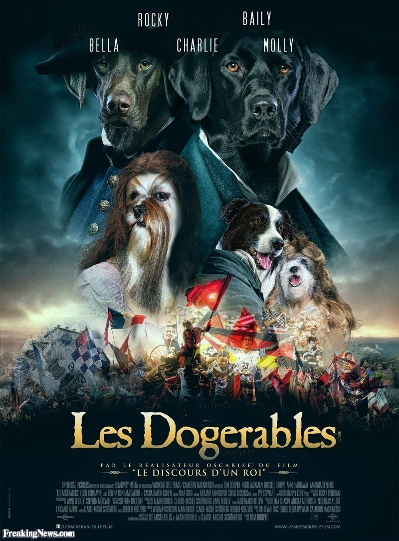 "Movie - BAILY ROCKY MOLLY BELLA CHARLIE Les Dogerables PAR LE REALISATEUR OS CARISE DU FILM ""LE DISCOURS D'UN ROI"" ese UNDERSAL PICTURIS ATMIY MEIA ORKING ILEFLS/CAMERON MACKINTOSH TOM HOOPER HUGH JACKMAN RUSSEL CROWE ANNE HATHAWAY AMANDA SEYERIED S MISERABLES EUE SEOMANEeENA BONHAM CARIER SACHA EARIN CHENNA GLMELANE AN OUIVER CHISDICKENS SIEWARTDANY COEN Y ENHA ALAIN BOUEL CLADE MICHEL SCHONBENG ANNE UILEYEA FRICHARD PUPAS CaTIENT AN NCHO N ALAIN BOUB CLAUE MECHE SCNEG EEETMBEVAN ERICFLR EBAAWA"